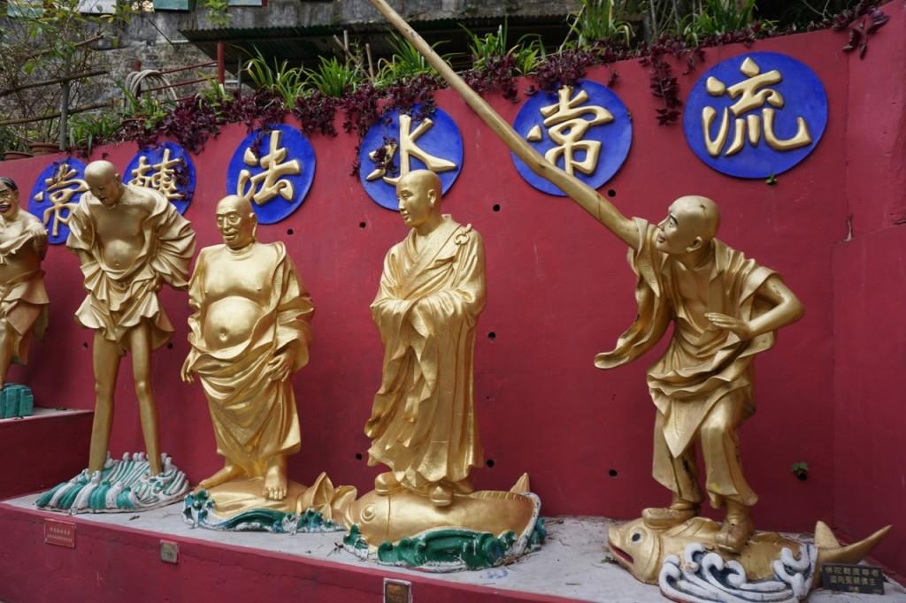 Sha Tin Monastery Hong Kong