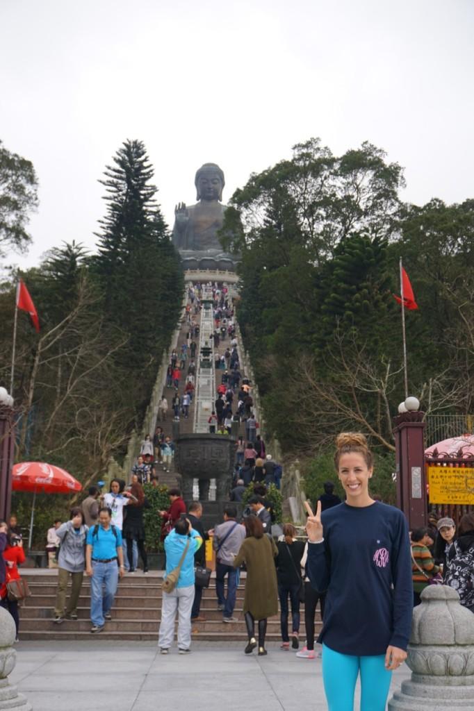 Tian TIan Buddha Hong Kong
