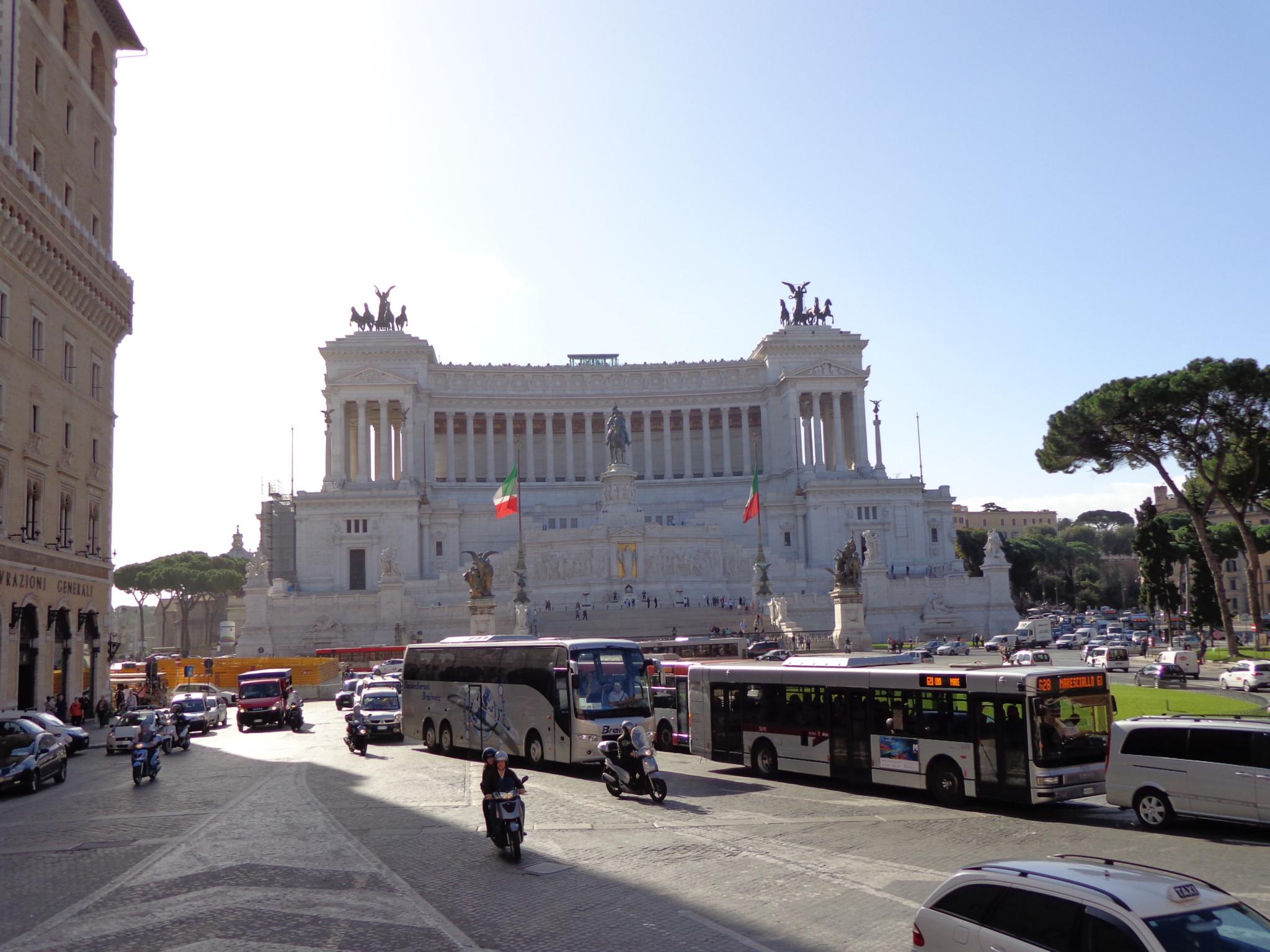 The Roman Capitol