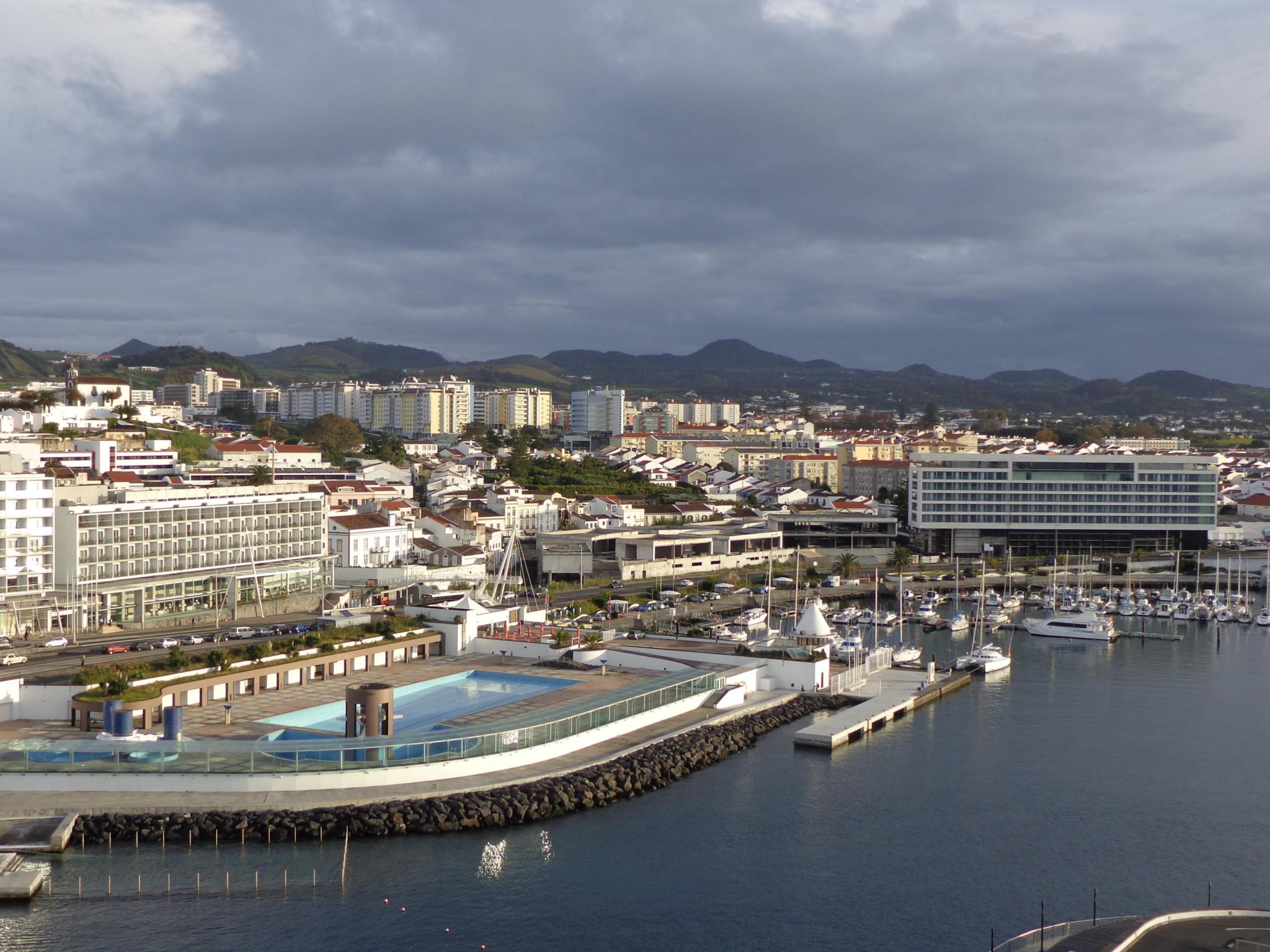 Azores Harbor
