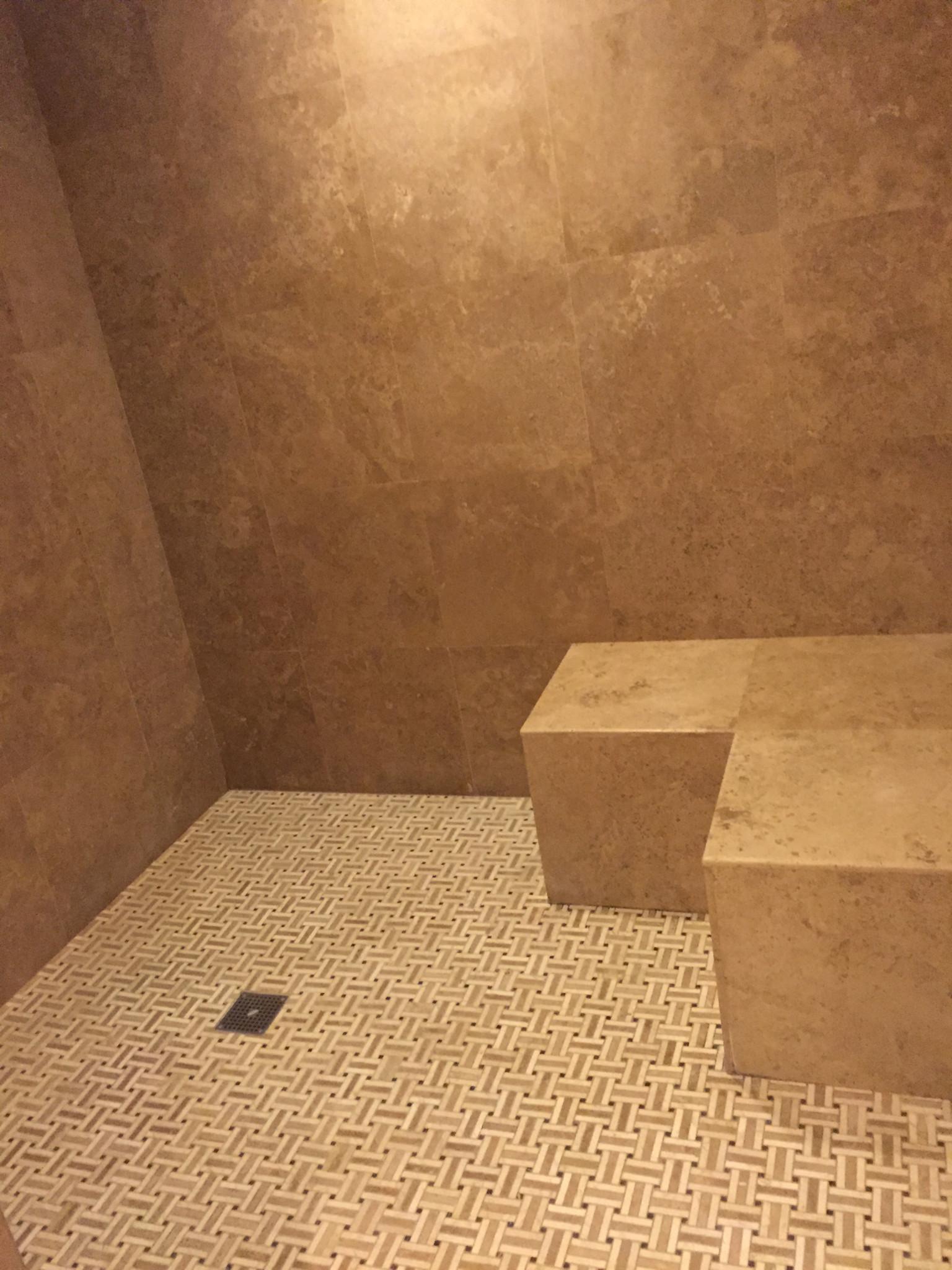 Gigantic Shower
