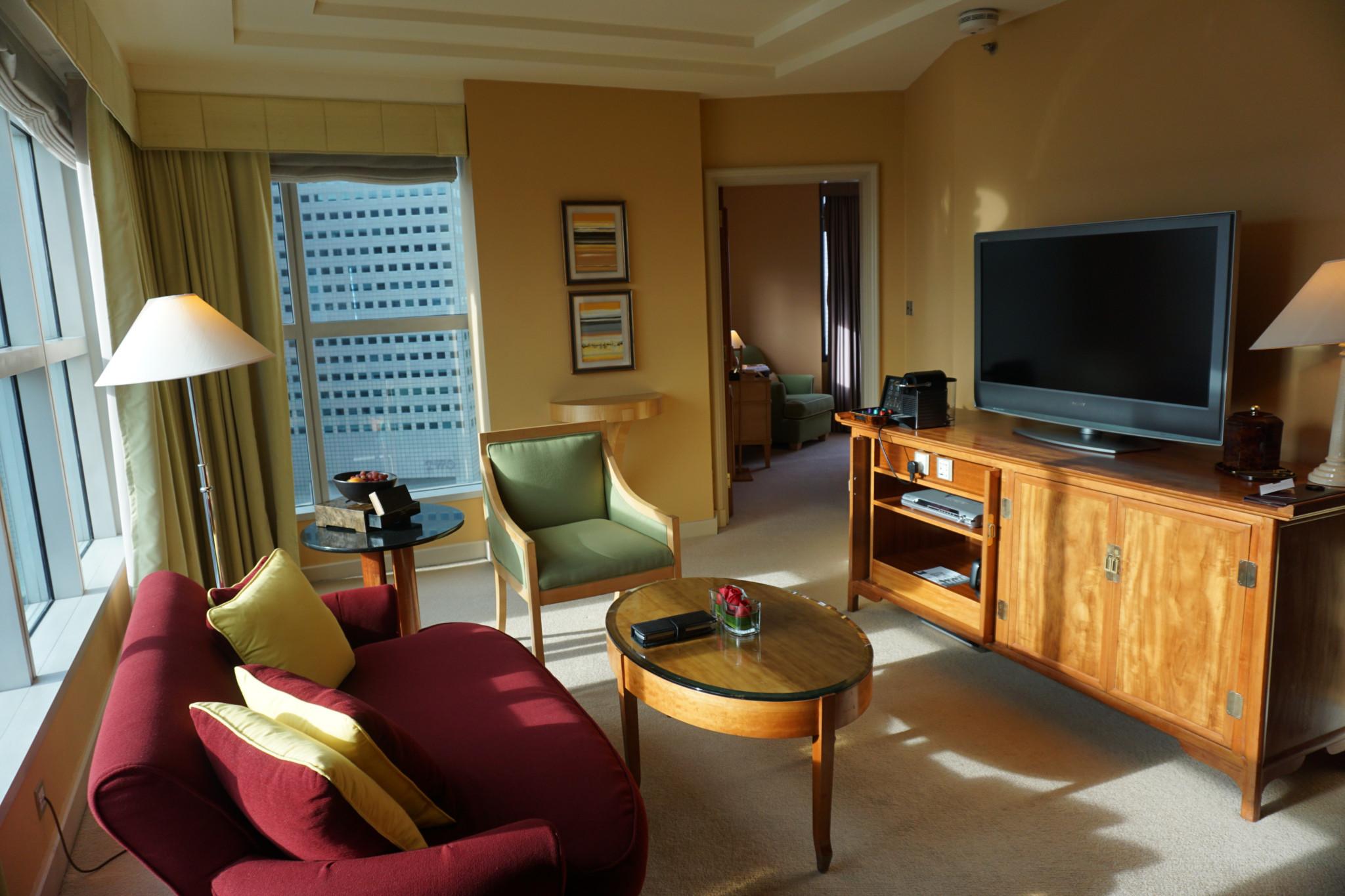 Conrad Centennial Living Room