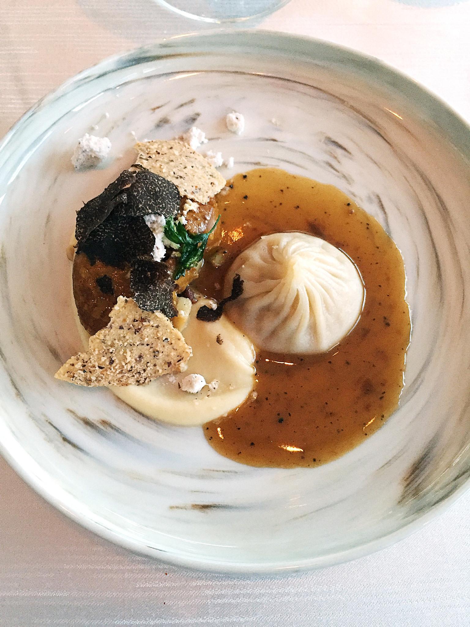 Third Course- Dumpling