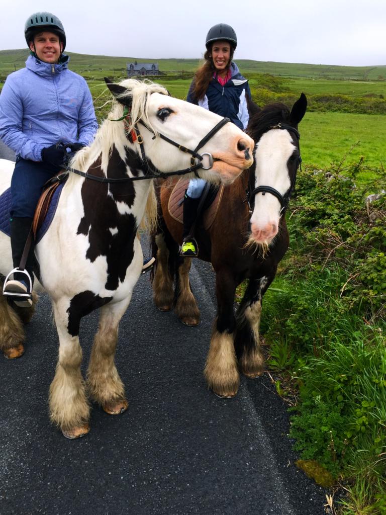 Horseback Riding in Ireland