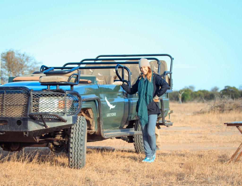 south africa safari vehicle