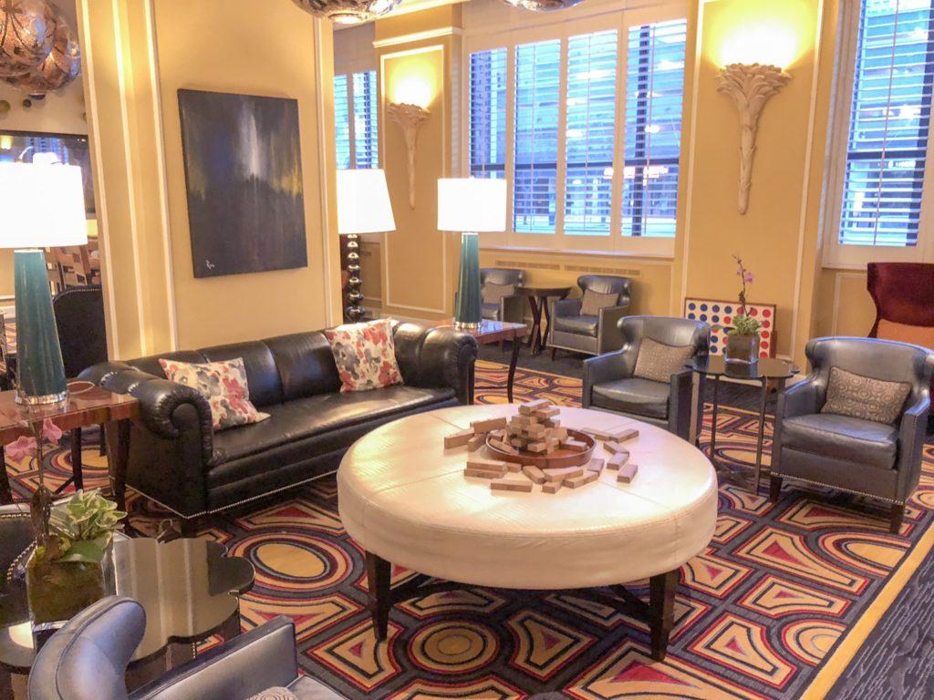 Hotel Monaco Salt Lake City Review